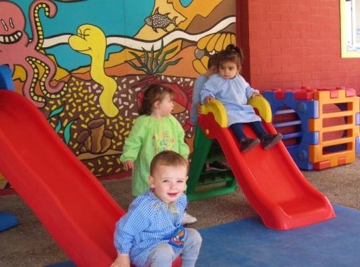 Escuela Chupetín - Patio
